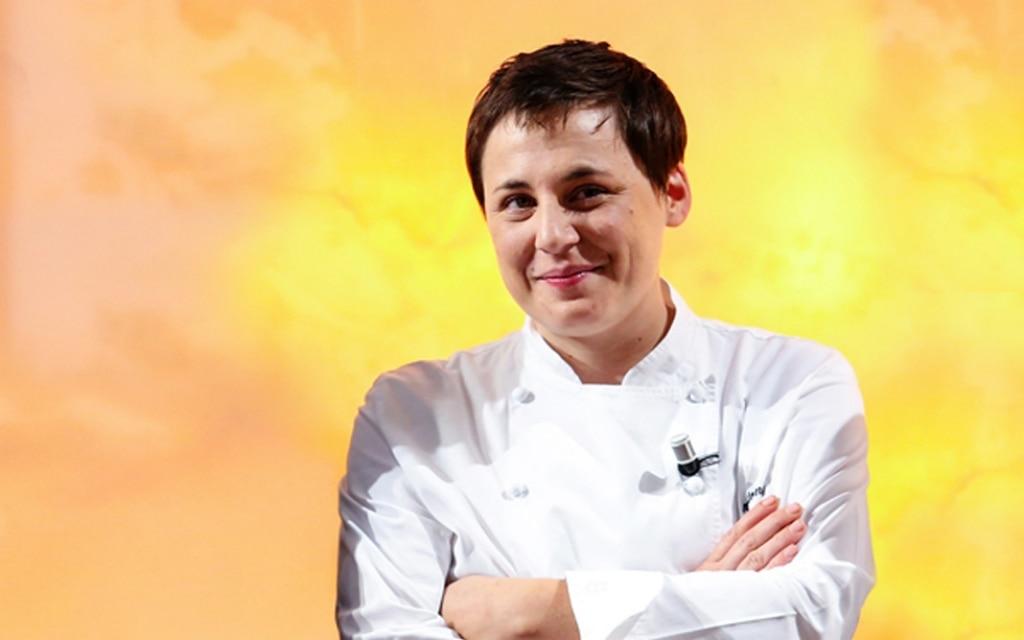 Antonia Klugmann: la prima donna chef tra i giudici di Masterchef