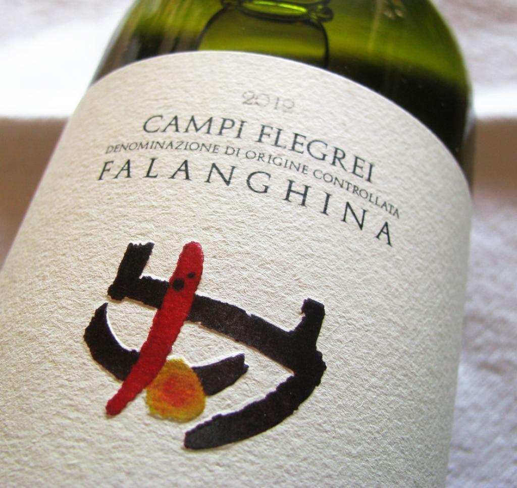 DOC Campi Flegrei Falanghina - La Sibilla 2012