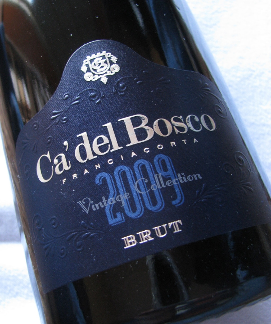DOCG Franciacorta Vintage Collection Brut - Cà del Bosco 2009