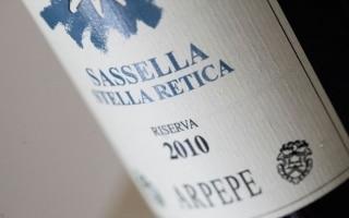 DOCG Valtellina Superiore Sassella Riserva...