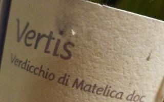 DOC Verdicchio di Matelica Vertis – Borgo...