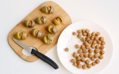 Preparazione Olive all'ascolana - Fase 3
