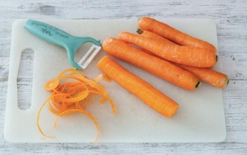 Preparazione Crema di carote e finocchi - Fase 1