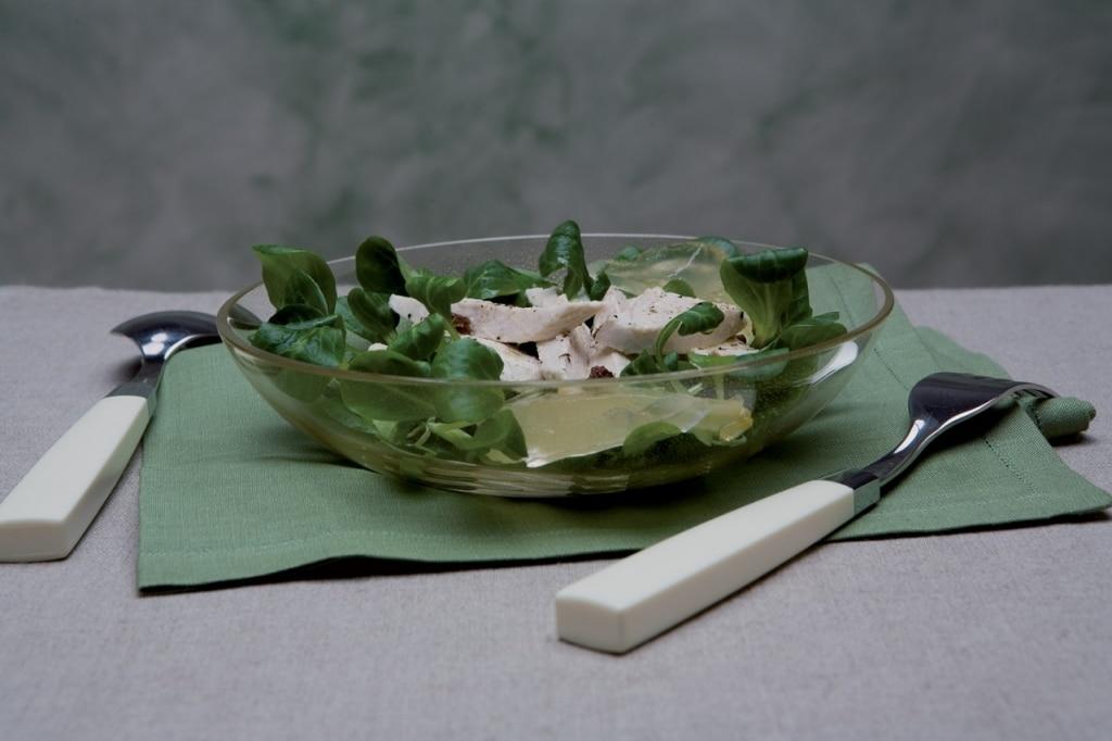 Ricetta insalata di cappone cucchiaio d 39 argento for Cappone ricette cucina italiana
