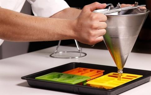 Preparazione Gelatina al Campari e succo d'arancia  - Fase 1