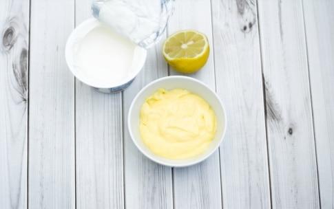 Preparazione Insalata di pollo con maionese allo yogurt e fagiolini - Fase 1