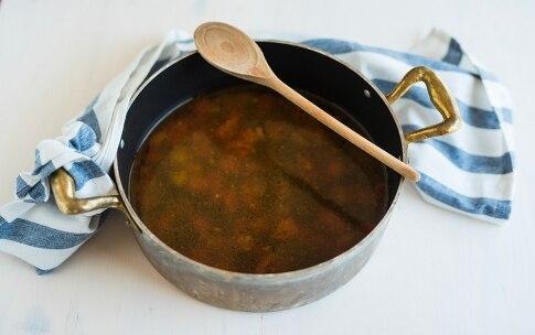 Preparazione Crema fredda di zucchine - Fase 1