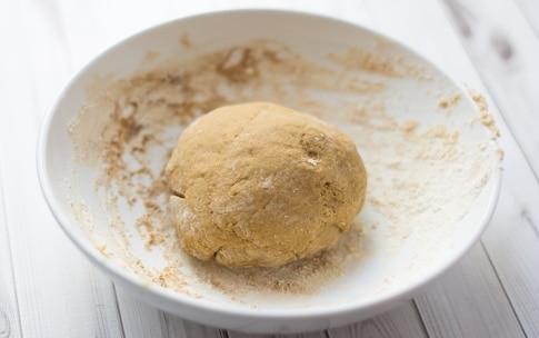 Preparazione Tagliatelle di castagne, pancetta e pecorino - Fase 1
