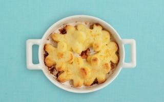 Gnocchi di semolino al formaggio