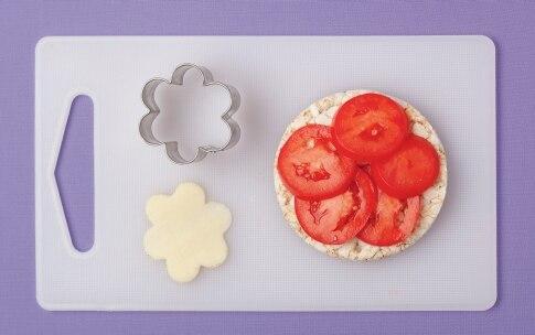 Preparazione Pizzette senza pane - Fase 3
