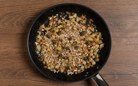 Preparazione Broccoli al forno con pane al peperoncino - Fase 4