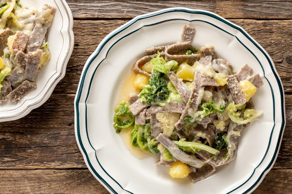 Ricetta pizzoccheri di teglio cucchiaio d 39 argento for Piatti di cucina