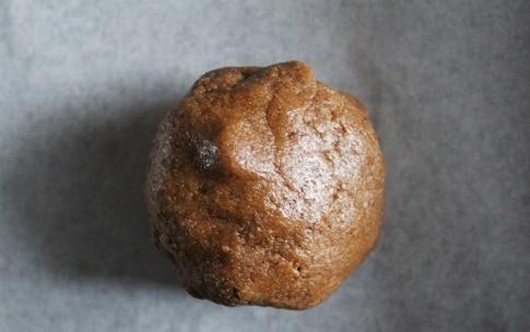 Preparazione Cestini di castagne con panna e cioccolato - Fase 3