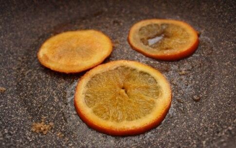 Preparazione Quinoa con crema di zucca e arancia  - Fase 1