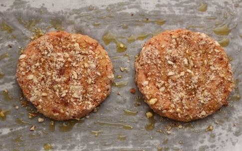 Preparazione Hamburger vegetariano - Fase 2