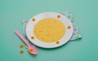 Riso e latte al Parmigiano Reggiano