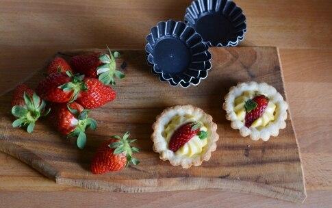 Preparazione Tartellette alle fragole - Fase 2