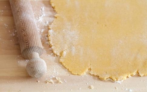 Preparazione Crostata alla confettura di mirtilli  - Fase 1