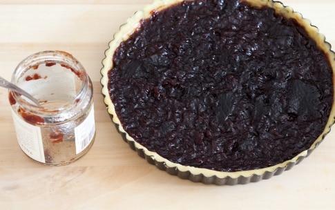 Preparazione Crostata alla confettura di mirtilli  - Fase 2