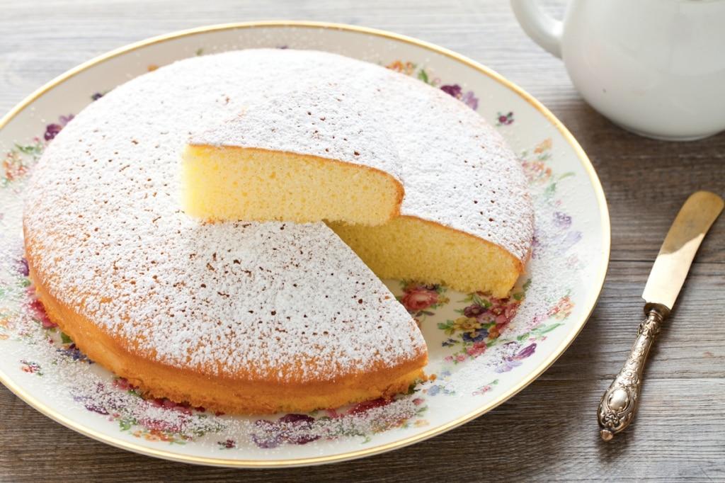 Ricetta torta margherita con il bimby cucchiaio d 39 argento for Bimby ricette dolci