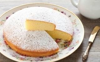 Torta margherita con il Bimby