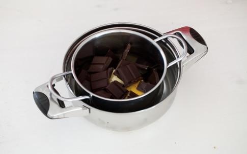 Preparazione Rotolo al cioccolato con crema al mascarpone - Fase 6