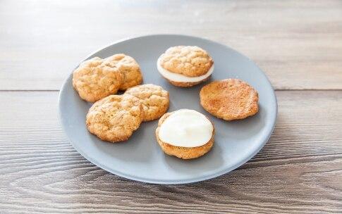 Preparazione Biscotti all'avena ripieni - Fase 4
