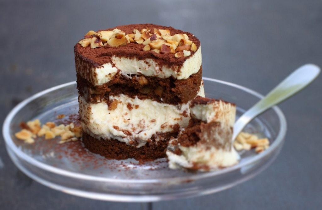 Tiramisù brownie