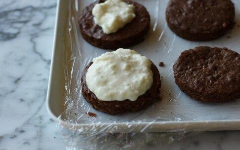 Preparazione Tiramisù brownie - Fase 6
