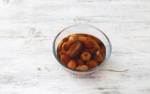 Preparazione Terrina di gorgonzola e fichi secchi - Fase 1