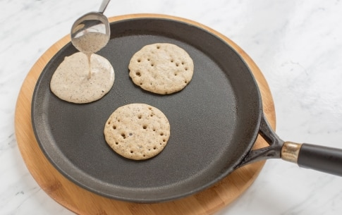 Preparazione Pancake senza glutine - Fase 732391038