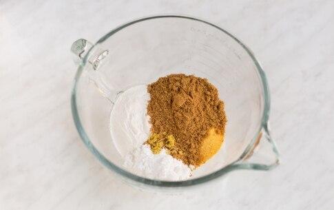 Preparazione Biscotti senza glutine - Fase 1