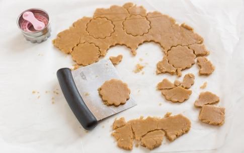 Preparazione Biscotti senza glutine - Fase 4