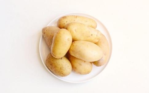 Preparazione Bucce di patate fritte - Fase 1