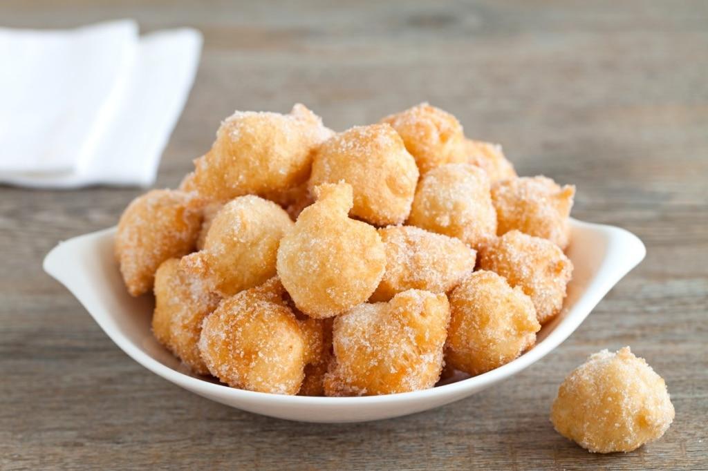 Ricetta pettole con il bimby cucchiaio d 39 argento for Ricette bimby dolci