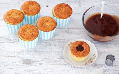 Preparazione Banoffee cupcake - Fase 5