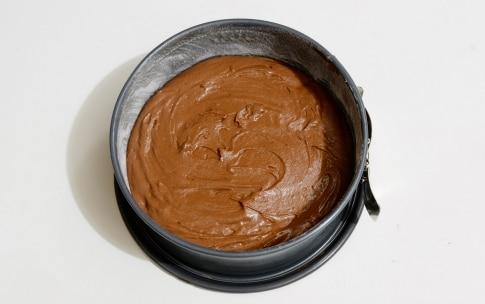 Preparazione Torta pere e cacao facilissima - Fase 1