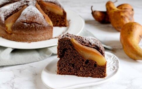 Preparazione Torta pere e cacao facilissima - Fase 1767119448