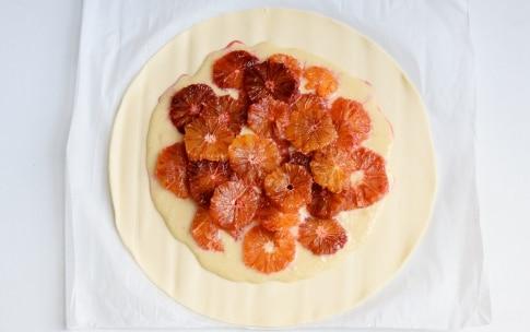 Preparazione Blood orange galette - Fase 3