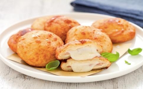 Preparazione Bombe di patate - Fase 5