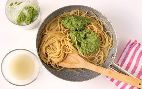 Preparazione Vermicelli alle vongole e crema di broccoli - Fase 997372022