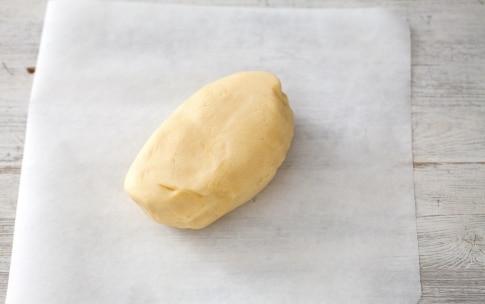 Preparazione Crostata alla Nutella - Fase 2
