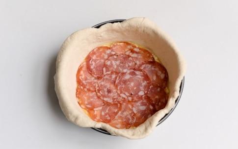 Preparazione Pizza piena - Fase 4