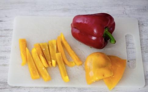 Preparazione Pollo ai peperoni - Fase 1