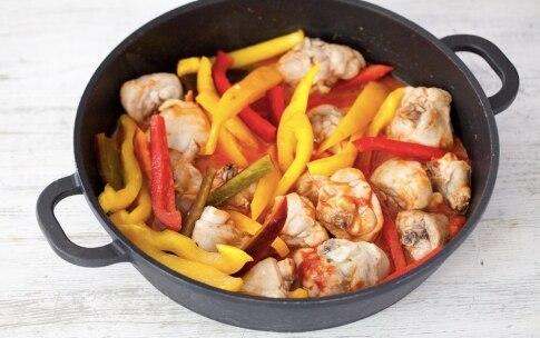 Preparazione Pollo ai peperoni - Fase 1550607441