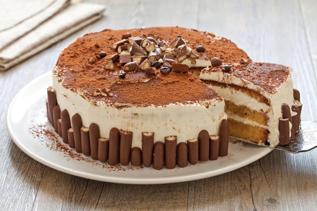 Tiramisù torta