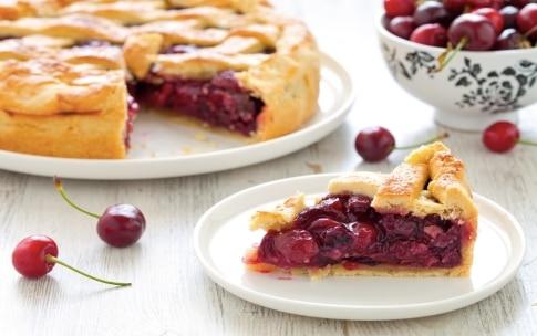 Preparazione Cherry pie - Fase 5