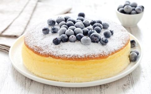 Preparazione Japanese cheesecake - Fase 5