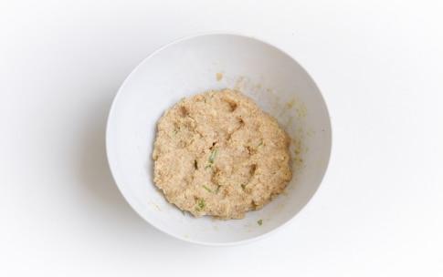 Preparazione Polpette di pane - Fase 2