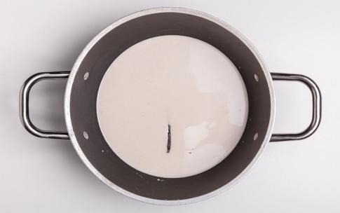 Preparazione Crema pasticciera di mandorla - Fase 2